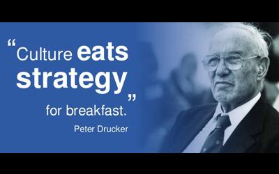 A cultura como impulsionadora da estratégia de Employer Branding